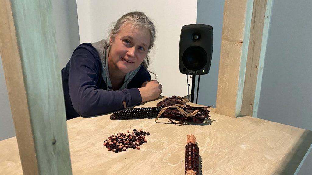 Radiointervju med Malin Lobell på Malmö konstmuseum
